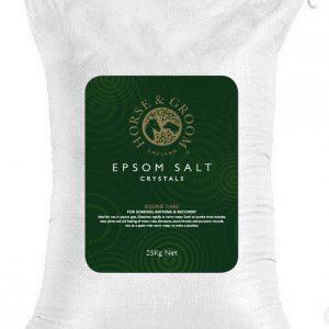 25kg Horse and Groom Epsom Salt Crystals