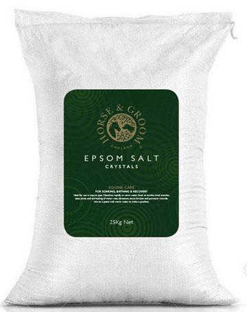 25kg Epsom Salt Crystals